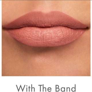 Colourpop Lippie Stix in With The Band