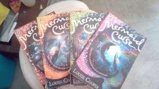 Mermaid Curse - All Books