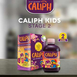 Caliph Kids Expert Stage 2