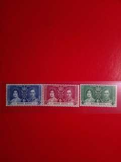 1937 喬治六世加冕