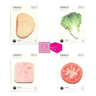 Sandwich Series Sticky Note