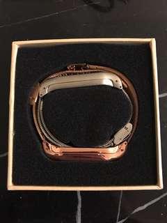 🚚 小米裝飾錶帶(金+銀 同捆)