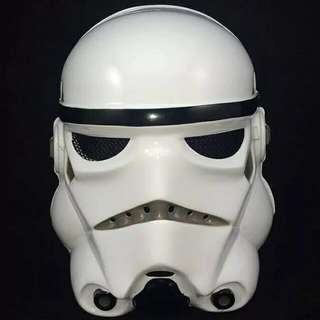 Star Wars Full Face Masks Stormtrooper And Darth Vader  2 Designs Available Brand New Stock Available  Self Collect Only