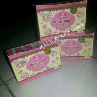Pure Soap By Jellys ORI THAILAND
