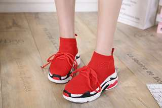 NEW ARRIVAL FASHION SOCKS SHOES D-588