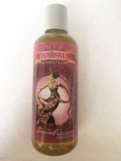 Dewi Sri Spa Massage Oil 250ml