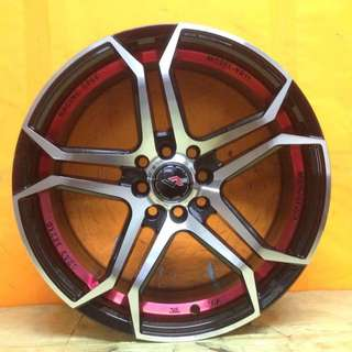 SPORT RIM 17inch RACING WHEELS
