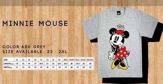 Family Tee /Mickey & Minnie tee