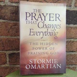 The Prayer That Changes Everything - Stormiest Omartian