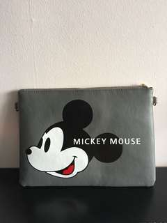 Mickey Mouse Pouch with Sling
