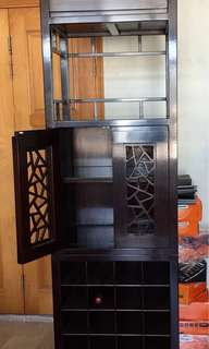 Wine Cabinet (solid wood)