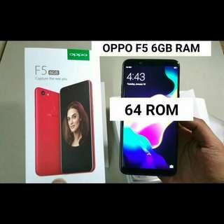 OPPO F7 Ram 6 Bisa cicilan tanpa kartu kredit