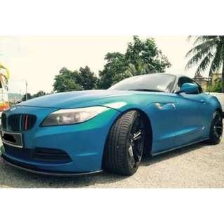 BMW Z4 SAMBUNG BAYAR