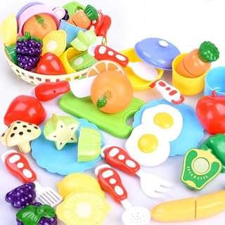 切水果玩具組(24件)