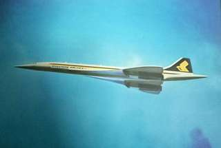 Vintage Singapore Airlines Postcard. One piece only
