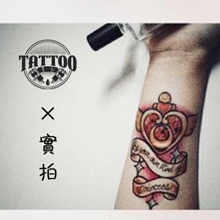 潮流個性貼紙紋身貼紙男女款印水紙帥氣紋身各種貼紙高端刺青貼紙逼真效果紋身貼滿100包平郵