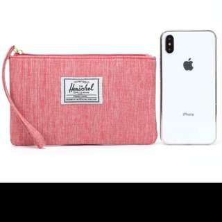 Herschel Wristlet Bag Wallet