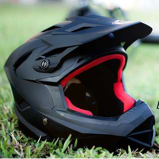 THH Taiwan Full Face Helmet for MTB/Electric Scooter/ Escooter