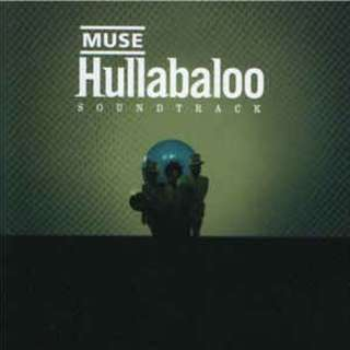 muse hullabaloo soundtrack promo double disc cd