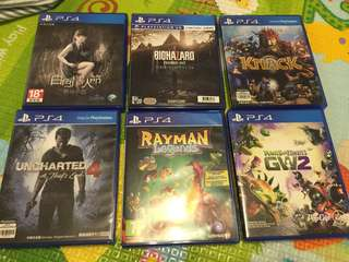 PS4 game.