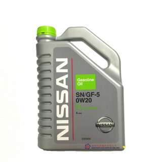 NISSAN OW-20 4L Engine Oil