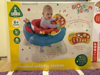 Pre-Loved ELC Musical Activity Station