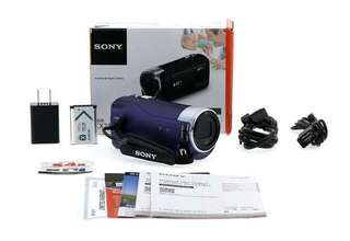 HandyCam Sony CX240 Hanya Bayar 200an
