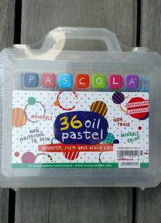 Standard Pascola Oil Pastel 36 Colours