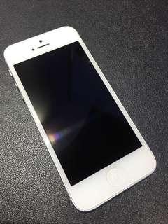 Apple iPhone 5 32GB (white) #1692