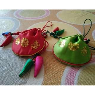 福寿袋 Korea Traditional Lucky Charm