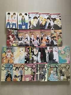 Chinese Manga comic books