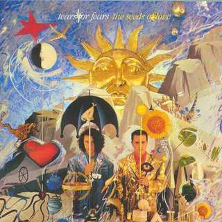 Tears For Fears The Seeds Of Love cd