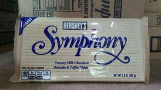Hershey's GIANT SYMPHONY 192g