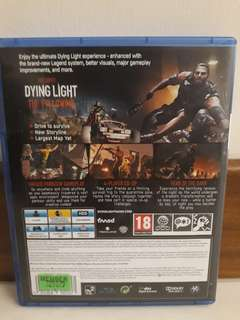 dying light the follwing