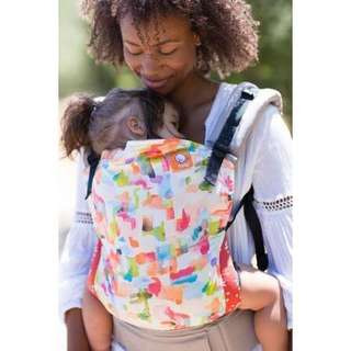 (Reserves) BNWOT Tula Baby Carrier - Aquarelle (Toddler Size)