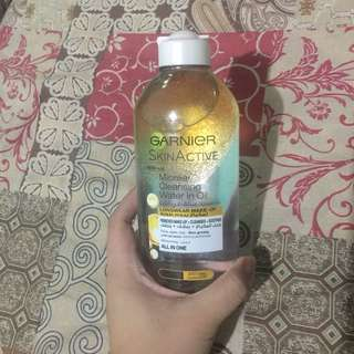 Garnier Micellar Water with Oil