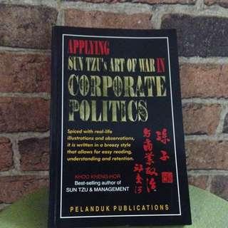 Sun Tzu's Art Of War - Corporate Politics