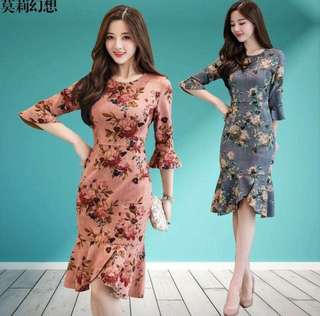 Korean Dress - COD