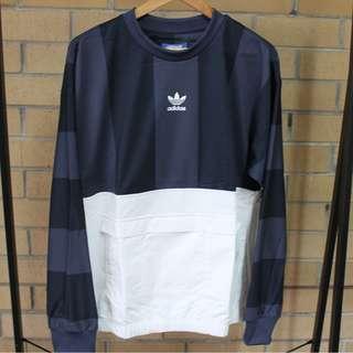 Adidas Jersey Crewneck
