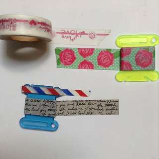 Pamigay Washi Tape Set