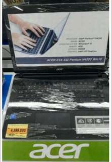 Kredit laptop Acer bunga 0%