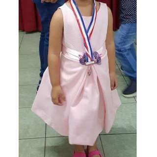 Periwinkle Pink Dress