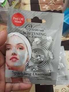 Vienna whitenning face mask