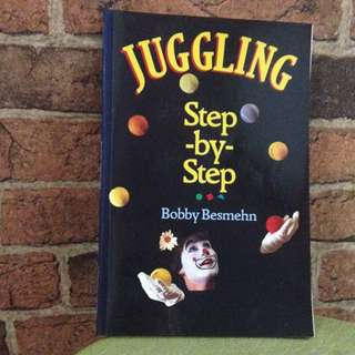 Juggling Step By Step