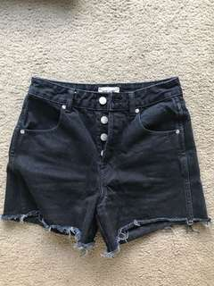 Rollas denim shorts