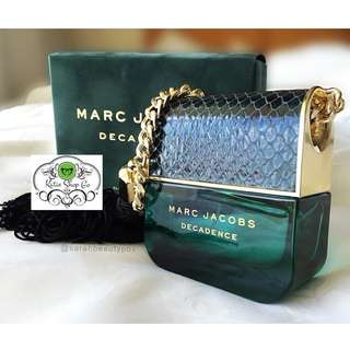 Authentic Perfume - Marc Jacobs Decadence