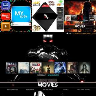 Android Tv Box Myiptv Fully Build Kodi