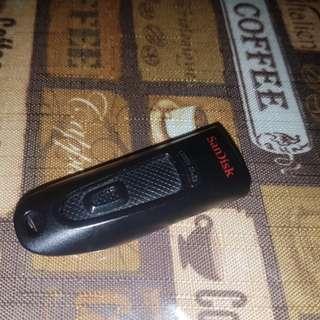 SANDISK 64GB Ultra USB Flash Drive 3.0