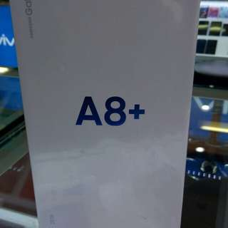Samsung Galaxy A8+ Cicilan tanpa tahan dokumen
