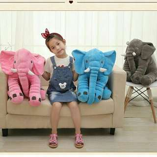 Cute Elephant Plush Stuffed Toy For Kids